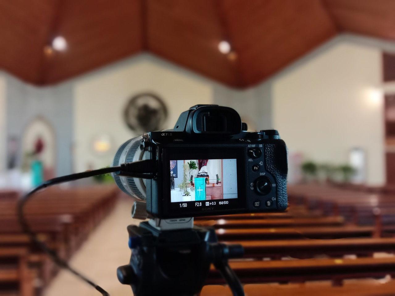 Messa in diretta streaming