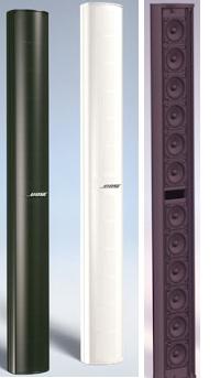 Sistemi audio per chiese - estetica